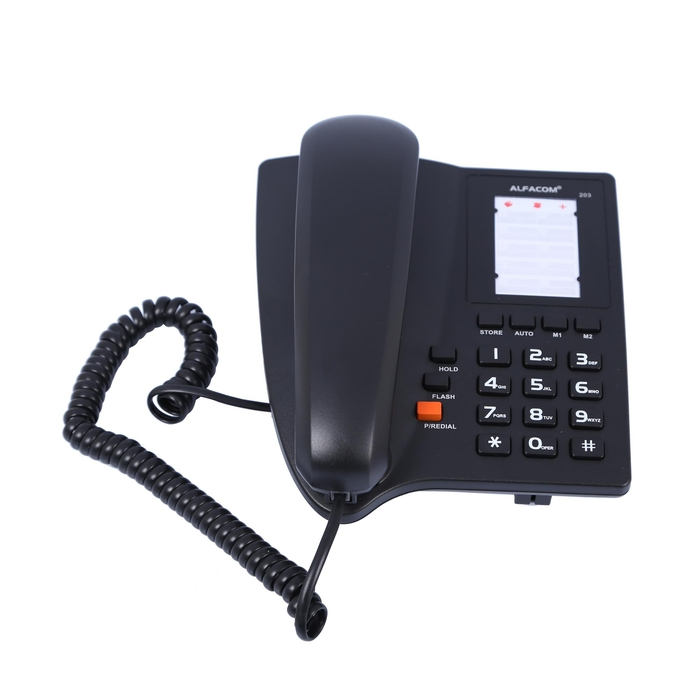 Alfacom - Alfacom 203 Masa Telefonu