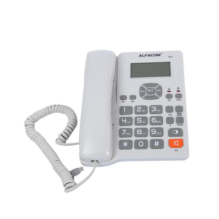 Alfacom - Alfacom 503 Masa Telefonu