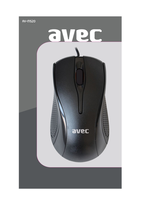 AVEC AV-M520 Mouse