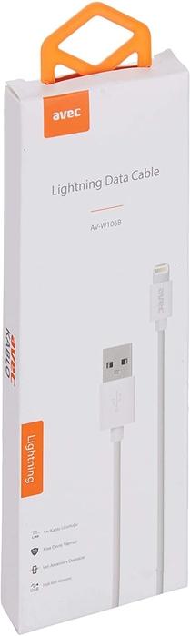 AVEC AV-W106B USB-LIGHTNING 1M KABLO (200)