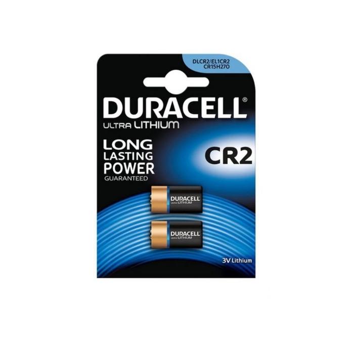 Duracell - Duracell Cr2 3V Lithium Pil 2'li