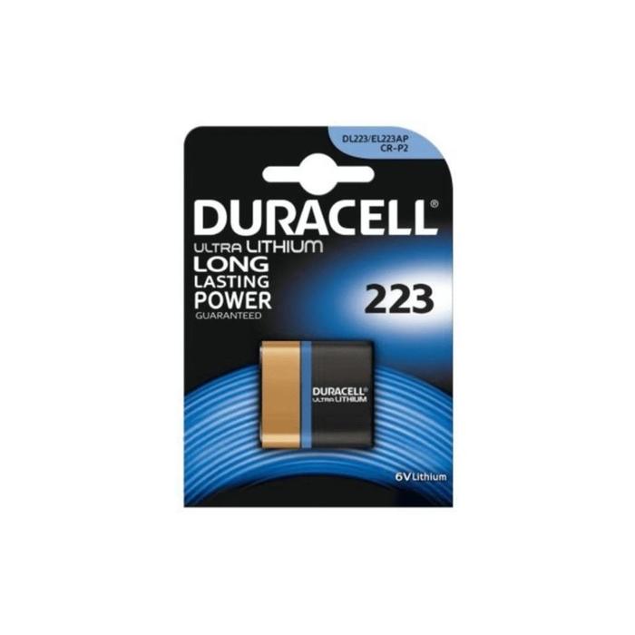 Duracell - Duracell DL223A/CRP2 Pil 1'li