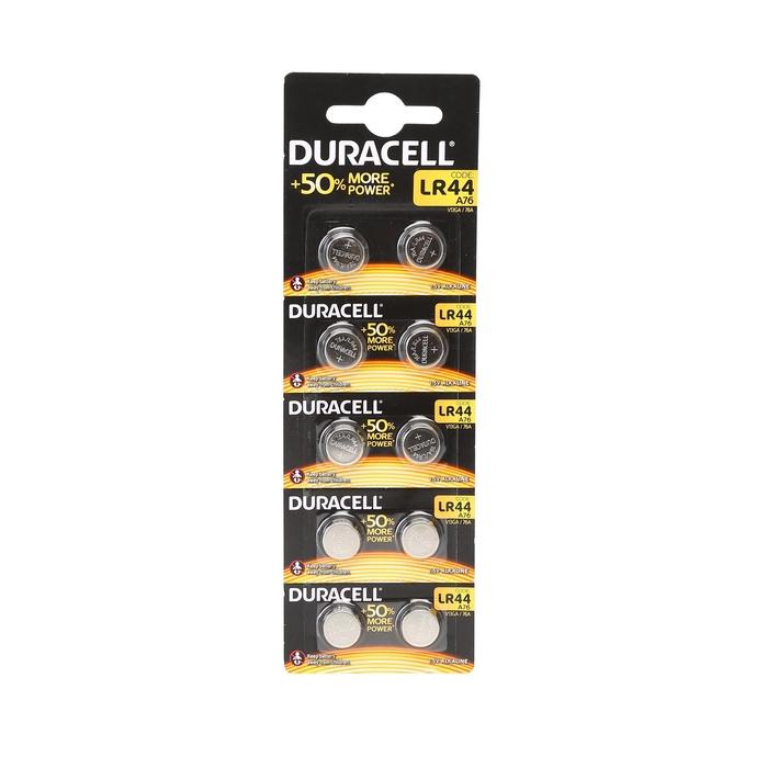 Duracell - Duracell LR44/ AG13/A76 Pil 10'lu