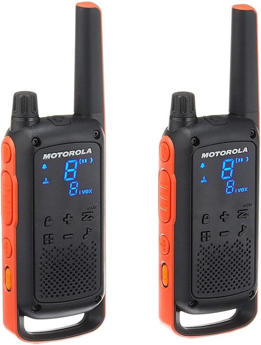 Motorola - Motorola TKLR-T82 Talkabout Pmr Telsiz 2'li Set