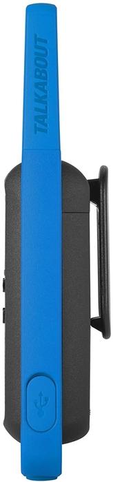 Motorola TLKR-T62 Mavi El Telsizi Pmr İkili Set