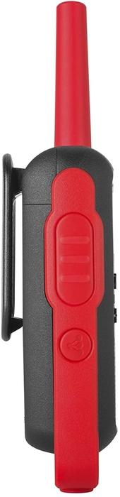 Motorola TLKR-T62 Kırmızı El Telsizi Pmr İkili Set