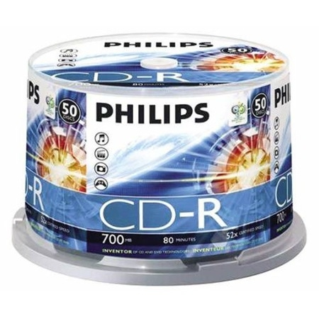 Philips - Philips CD-R 52X