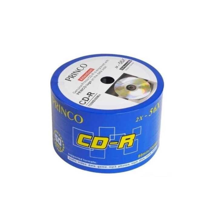 Princo - Princo CD-R 56X A Grade 50li