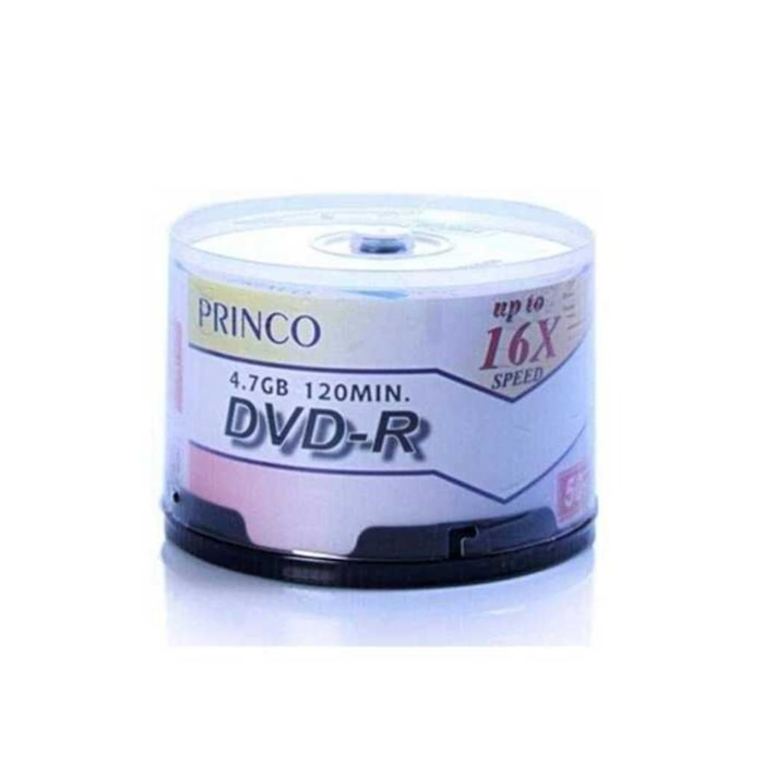 Princo - Princo DVD-R A Grade 16X 50li