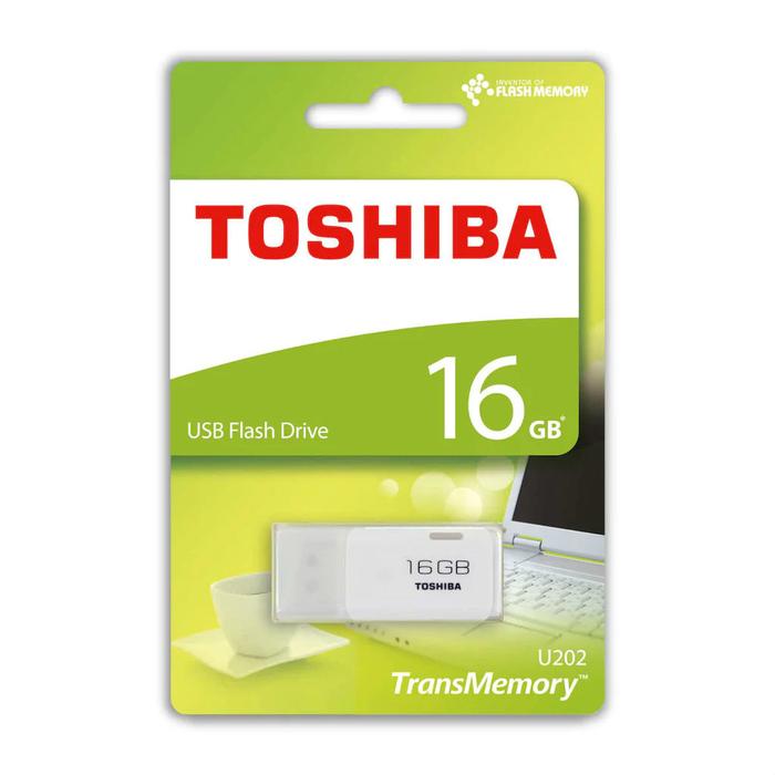 Toshiba - Toshiba 16 GB Hayabusa Usb Stick
