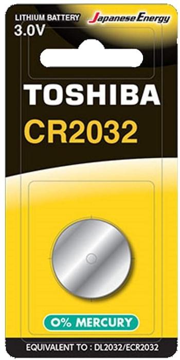 Toshiba - TOSHIBA CR 2032 LITHIUM 1Lİ PİL