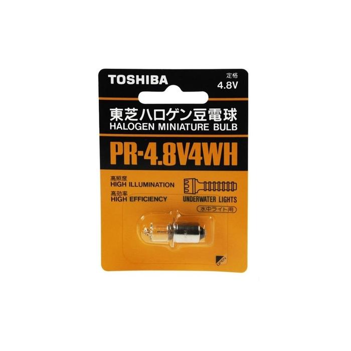 Toshiba - Toshiba Pr 4.8V 4WH Halojen Fener Ampulü
