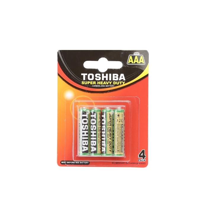 Toshiba - Toshiba R03UG Bls. 4'lü