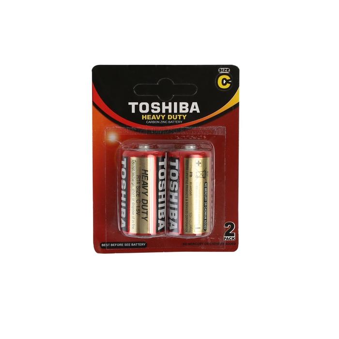Toshiba - Toshiba R14KG Blisterli Pil 2'li