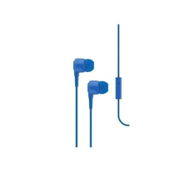 Ttec - Ttec 2KMM10M J10 Mavi Kulakiçi Mikrofonlu Kulaklık